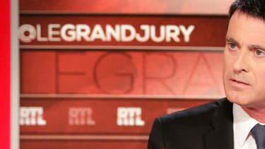 Manuel Valls, sur RTL, ce dimanche