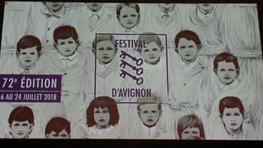 La 72ème édition du Festival d'Avignon s'ouvre le 6 juillet 1018.