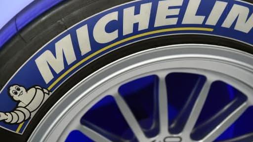 L'euro fort a pesé pour 4,6% sur le chiffre d'affaires de Michelin.