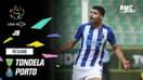 Résumé : Tondela 1-3 Porto – Liga portugaise