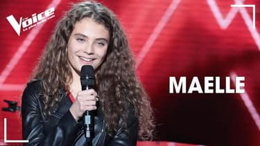 "Maëlle remporte la saison 7 de ""The Voice"""