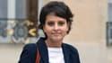 Najat Vallaud-Belkacem, ministre des Droits des femmes et porte-parole du gouvernement.