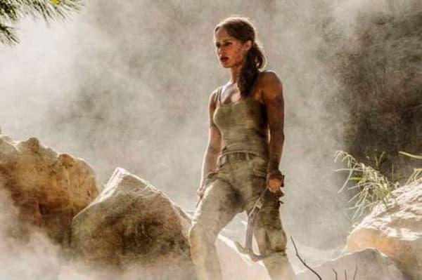 Alicia Vikander incarne la célèbre héroïne de jeu vidéo dans le reboot de Tom Raider