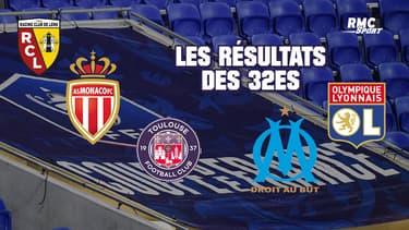 Coupe de France : Les affiches et résultats des 32es de finale, voie pro (mercredi 17h)