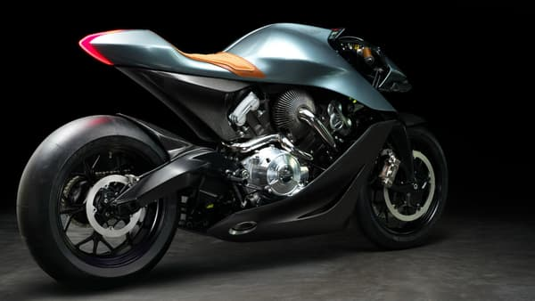 Cette moto de grand luxe sera fabriquée en France, chez Brough Superior à Toulouse.