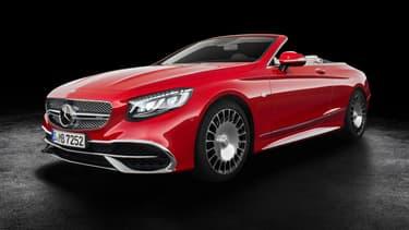La production de ce cabriolet plus que luxueux sera limitée à 300 exemplaires.