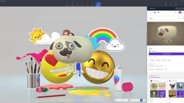 Microsoft va remplacer Paint par Paint3D, un logiciel graphique offrant de nombreuses fonctionnalités autour de la 3D.