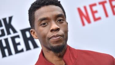 Chadwick Boseman en 2019.
