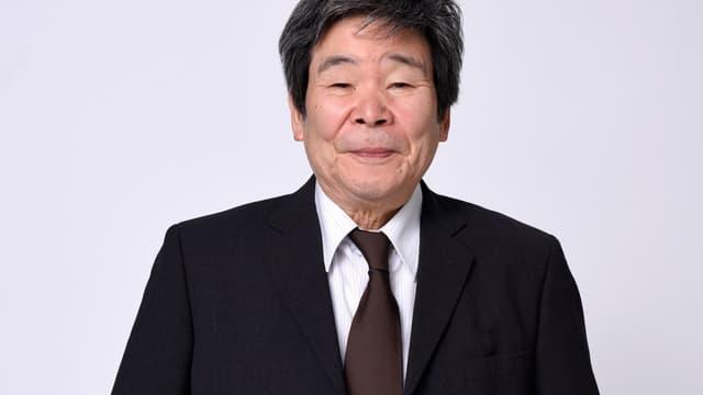 Isao Takahata en février 2015 à Los Angeles