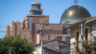 La mosquée de Toulouse