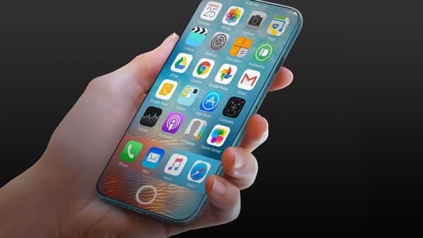 Sur Internet, de nombreux fans d'Apple ont imaginé l'iPhone 8.