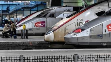 Dans un communiqué, la SNCF annonce que 500.000 places à moins de 40€ sont en vente jusqu'au 16 janvier