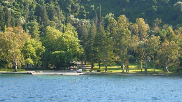 L'île de Skorpios