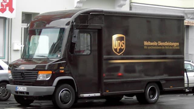 UPS renonce à TNT Express