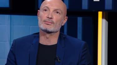 Frank Leboeuf dans Le Vestiaire