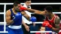 Tony Yoka face à Joe Joyce aux JO de Rio en 2016