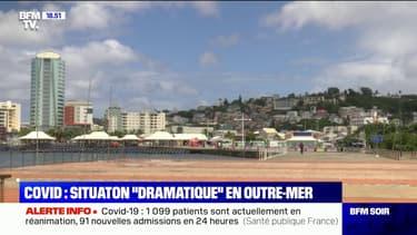 En Martinique, un nouveau confinement est entré en vigueur pour trois semaines