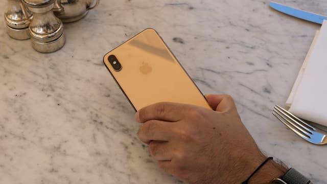L'iPhone XS Max d'Apple