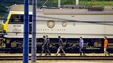 Eurotunnel affirme avoir intercepté 37.000 migrants par ses propres moyens depuis le début de l'année