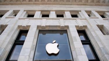 Un Apple Store.