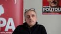 Philippe Poutou le 16 janvier 2017