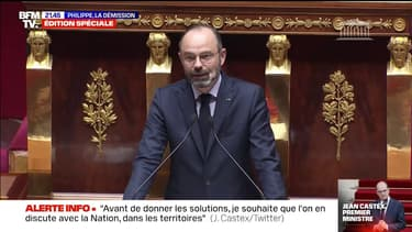 Philippe, la démission