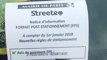 Des agents non assermentés auraient dressé des FPS (les nouveaux PV) à Paris.