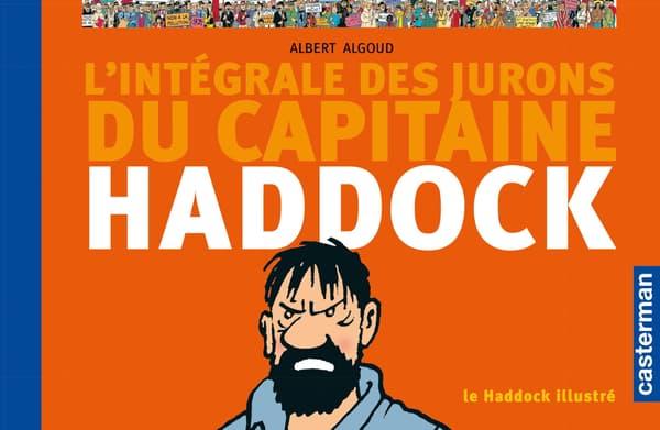 """Couverture du """"Haddock Illustré"""""""