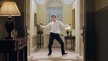 Hugh Grant dans Love Actually