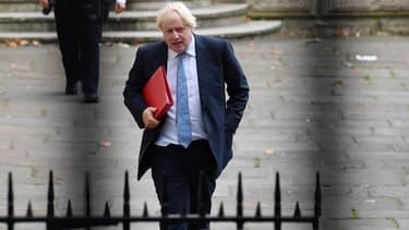 "Boris Johnson promet de trouver ""un bon accord"" avec l'UE"