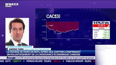 Le Match des traders : Andréa Tueni vs Jean-Louis Cussac - 18/10