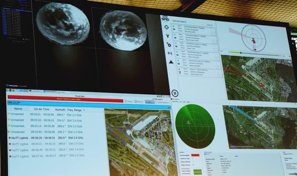La plateforme logicielle du projet BOREADES permettant de détecter et d'identifier un drone.