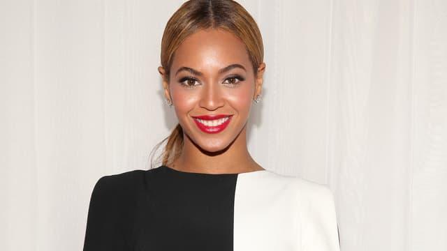 Beyoncé est enceinte.