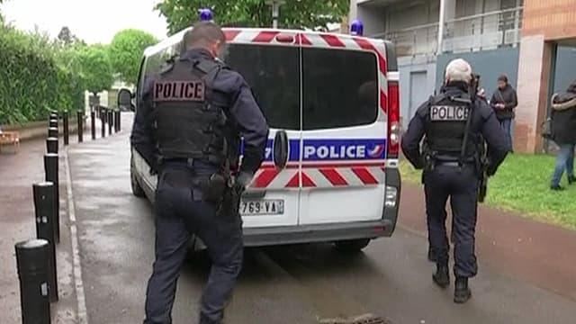 Une fusillade a éclaté ce vendredi à Trappes, dans les Yvelines.