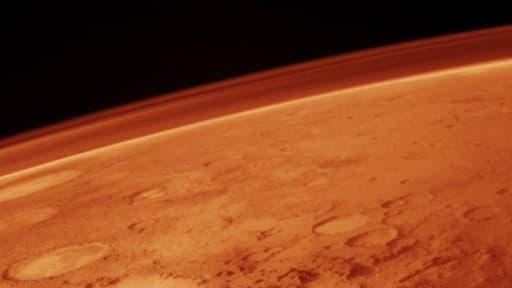La Nasa espère percer les mystères de l'atmosphère martienne
