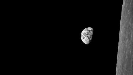 L'une des cent photos choisies pour rejoindre l'espace...
