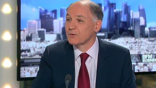 Pierre-André de Chalendar, le PDG de Saint-Gobain, était l'invité de BFM Business ce vendredi 6 juin.