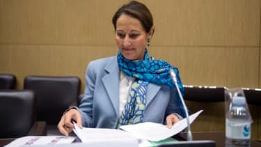 Ségolène Royal était auditionnée par la mission d'information de l'Assemblée nationale.