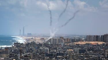 Les Palestiniens ont lancé leur première roquette vers Israël depuis le cessez-le-feu (Photo d'illustration).