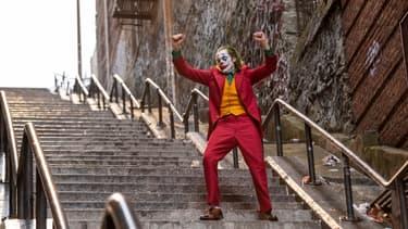 Joaquin Phoenix dans la peau du Joker