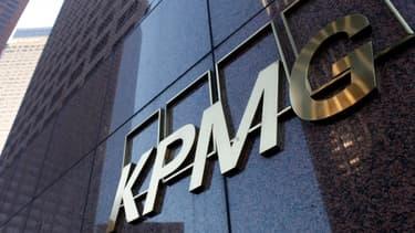 Un bâtiment de KPMG à Los Angeles.