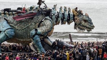 Le Dragon de Calais.