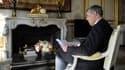 Henri Guaino fit du salon son bureau sous le quinquennat de Nicolas Sarkozy.