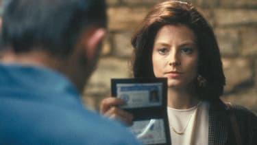 Jodie Foster dans Le Silence des Agneaux
