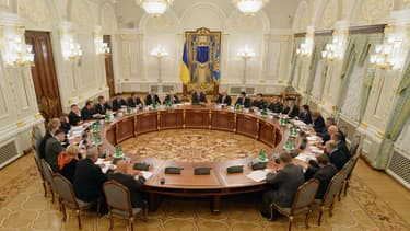 Le Conseil de sécurité de l'ONU va se réunir en urgence pour examiner les accusations d'incursions russes en Ukraine.