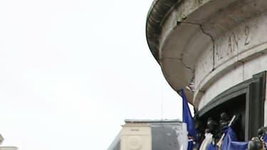 Des hommes collectés sur les lieux des attentats par les Archives de Paris seront rendus publics le 13 novembre.