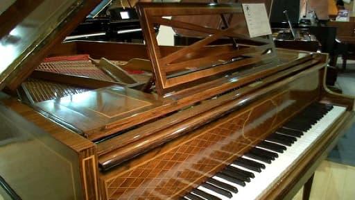 Les prestigieux pianos Pleyel ne seront bientôt plus fabriqués.