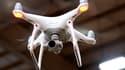 Ce drone a l'air inoffensif, mais lancé sur l'aile d'un avion en plein vol, il peut faire des dégâts