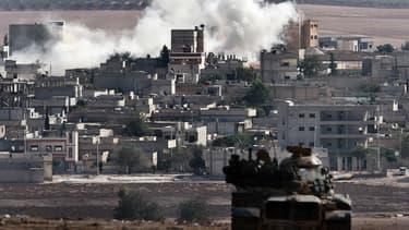 Les jihadistes qui soutiennent Daesh ont pris le QG des forces kurdes à Kobané, en Syrie.