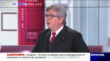 """Jean-Luc Mélenchon: """"Les alertes lancées par les femmes contre la violence de leur conjoint ne sont pas assez prises au sérieux"""""""